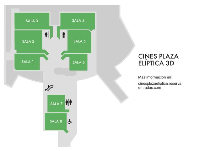 Plaza Elíptica C.C. - Cines