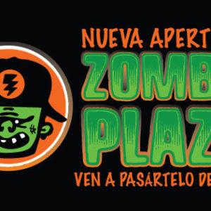 Nueva apertura de recreativos Zombie Plaza