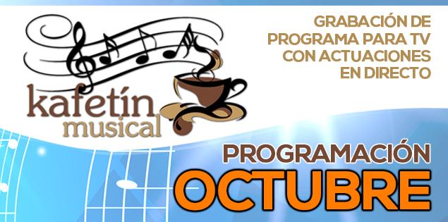 Nueva temporada Kafetín Musical