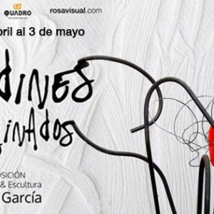 Jardines Imaginados, nueva exposición en Apo'strophe Sala de Arte