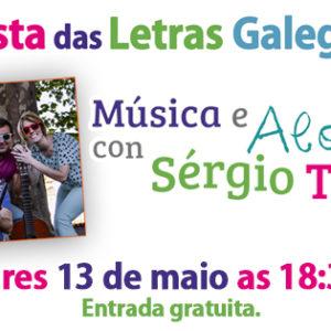 A Festa das Letras Galegas en Plaza Elíptica