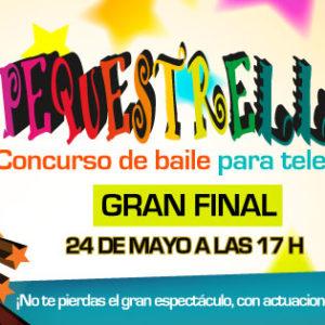 ¡Gran Final del concurso de baile Pequestrellas!