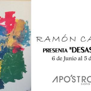 """""""Desasosiego"""" de Ramón Catalán en Apo'strophe Sala de Arte"""