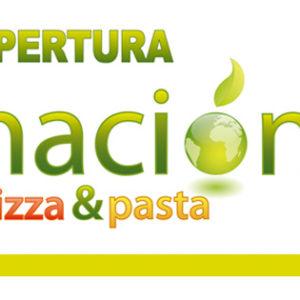 ¡Nueva apertura Nación Pizza & Pasta!