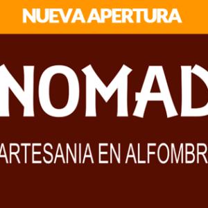 Apertura de Nomad Alfombras