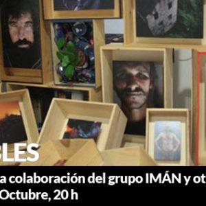 """Coloquio """"Invisibles"""" con la colaboración del grupo IMÁN y otras ONGs"""