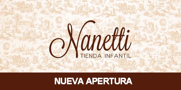Nanetti, tu outlet de moda infantil