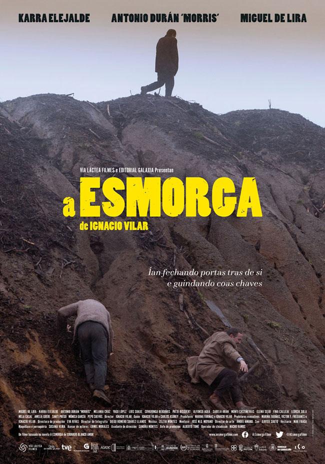 Presentación de la película A Esmorga
