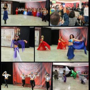 As Vagalumes ponen el broche de oro al Kafetín Musical especial folklore