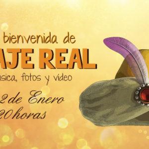 ¡Fiesta de bienvenida del Paje Real!