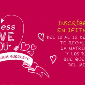 ¡Promoción de San Valentín en ifitness!