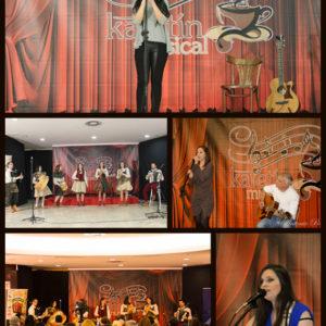El Kafetín Musical cierra febrero