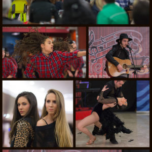 Las actuaciones del Kafetín Musical del 20 de Marzo