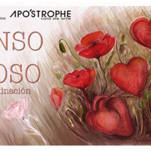 """Exposición ALONSOBELOSO """"Taller de imaxinación"""" en Apo'strophe Sala de Arte"""