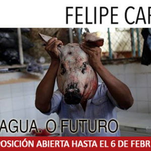 Exposición Nicaragua, O Futuro en Apo'strophe Sala de Arte