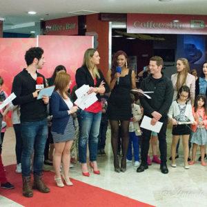Resumen Kafetín Concurso de Modelos Infantiles