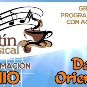 """""""Aires de Oriente"""" en Kafetín Musical"""
