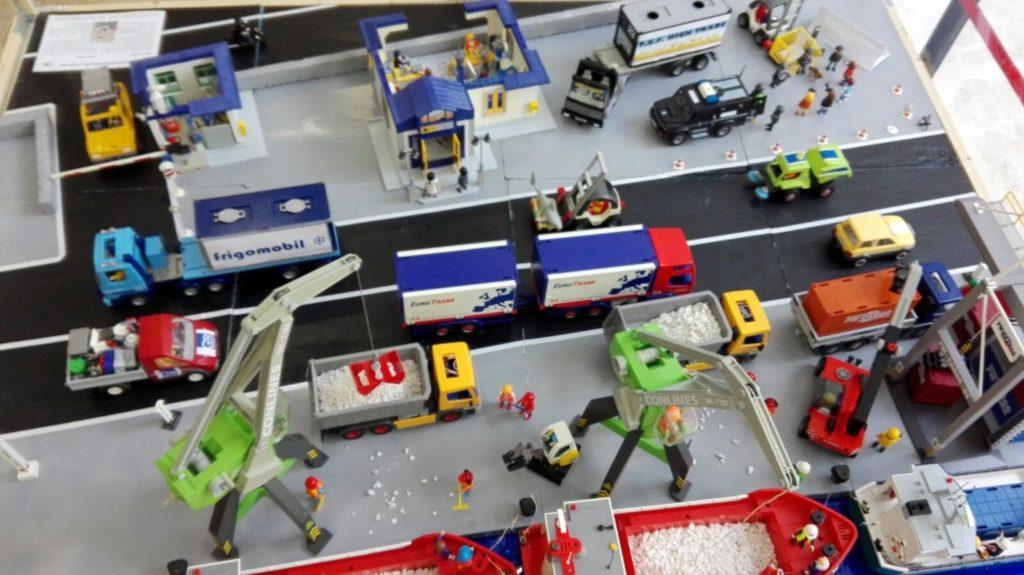 Playmobil Puerto comercial