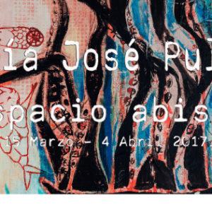 """""""Espacio Abisal"""" por María José Pulido en Sala Apostrophe."""