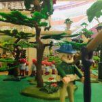 jardin botanico playmobil Plazae Vigo