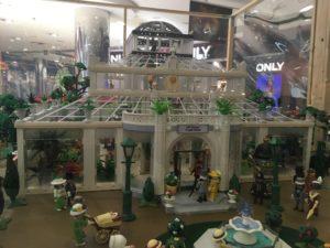 Jardin botánico playmobil Plaza Vigo