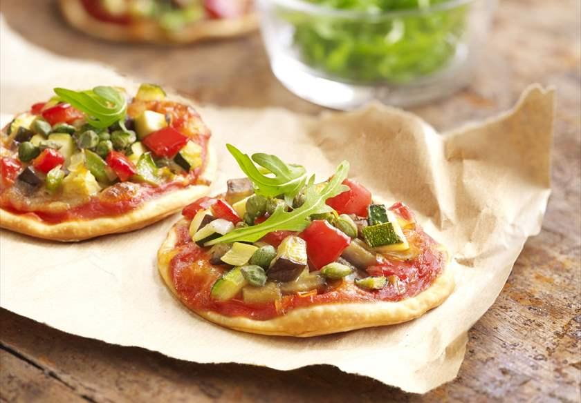 taller cocina plazae mini-pizzas