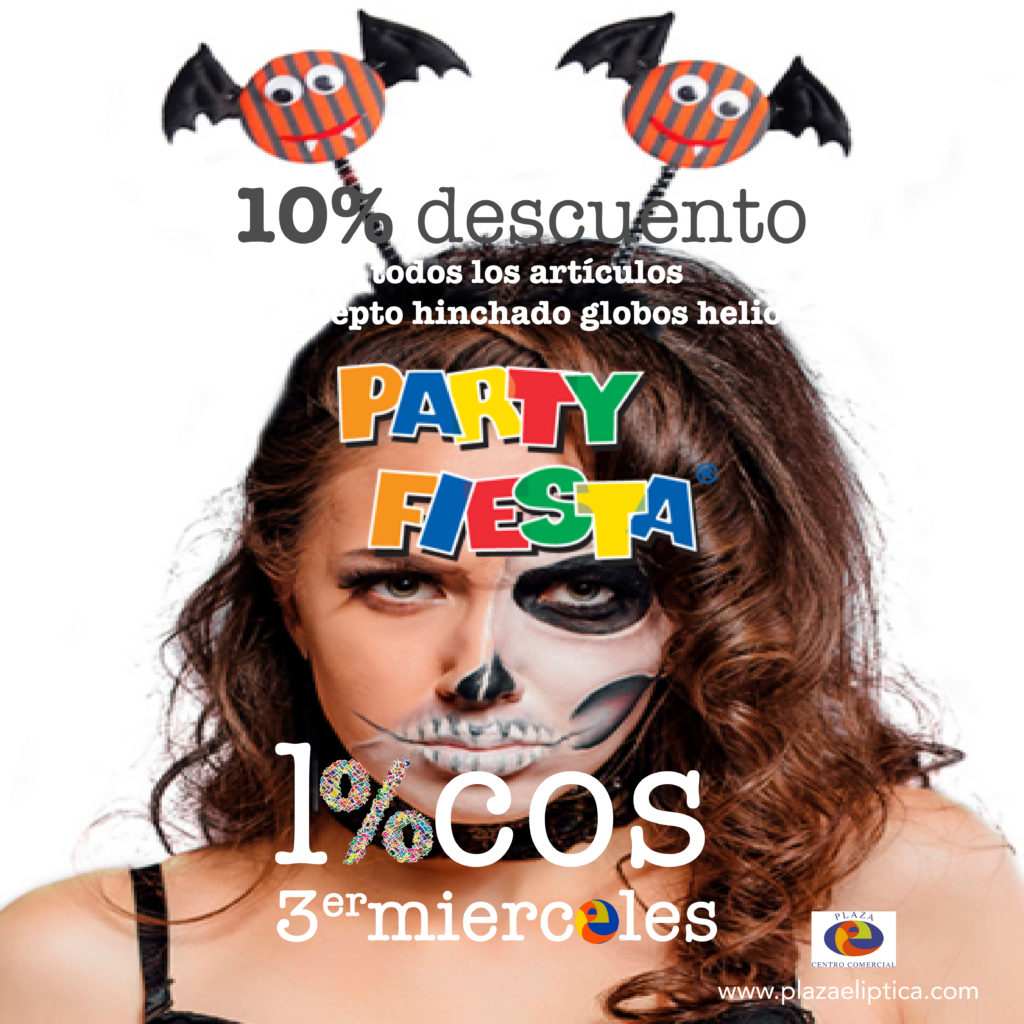 party locosmiercoles halloween2