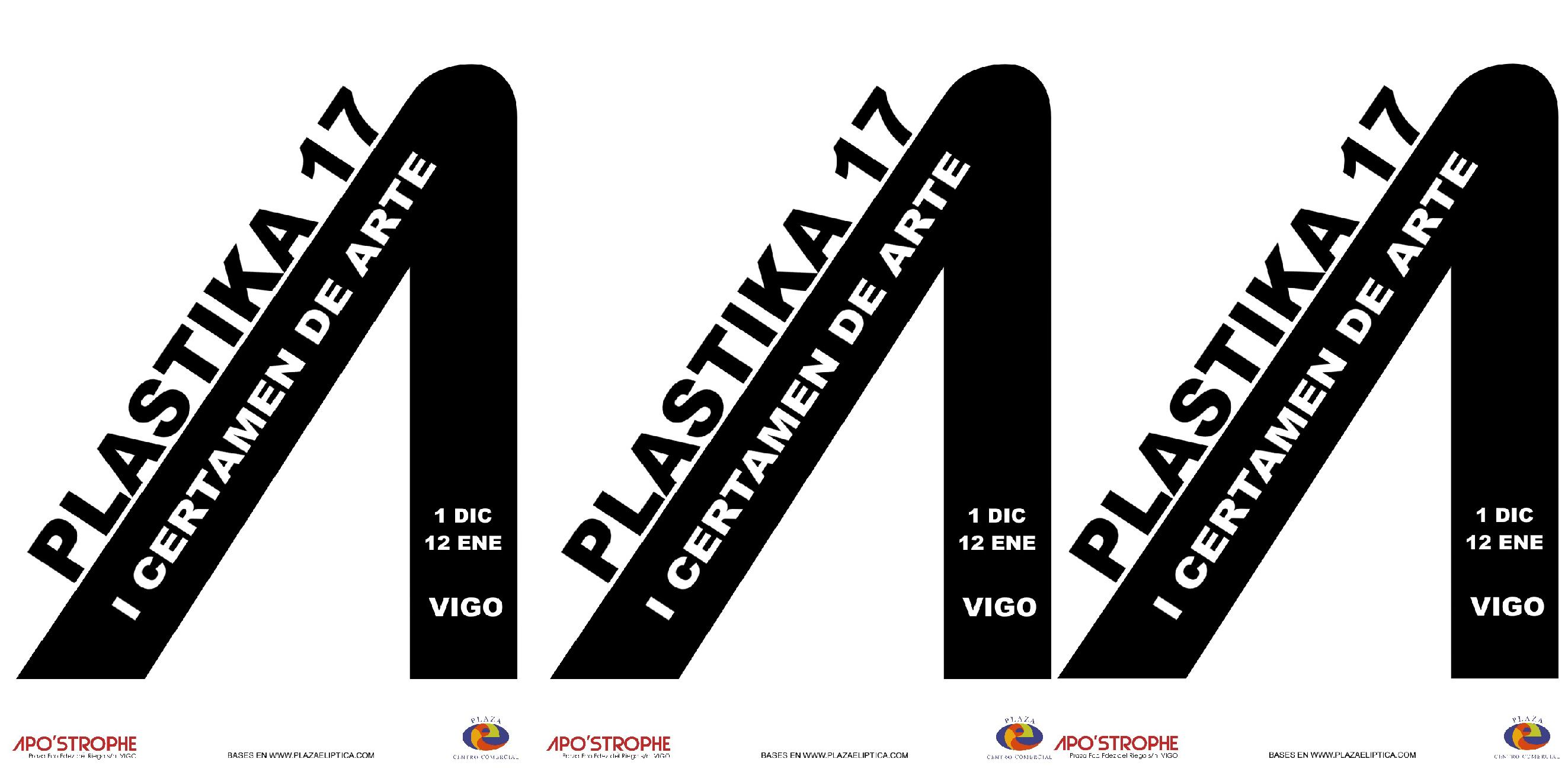 """El primer Certamen de Arte """"Plastika17"""", ya esta aquí."""