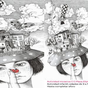 Febrero: Talleres de Creatividad&Expresión, segunda edición, en Plaza Elíptica.