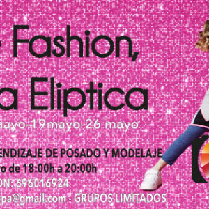 Little Fashion Plaza Elíptica, taller de posado y modelaje.