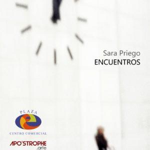 Encuentros, de Sara Priego en,  Apostrophe Sala de Arte.