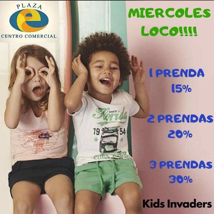 locosmiercoles_kidsinvaders