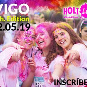 Holi Life Vigo venta de entradas físicas