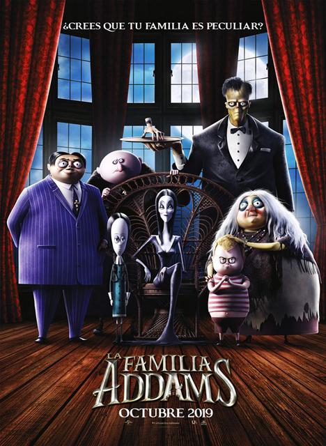 La-familia-Addams