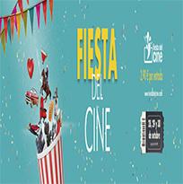 Fiesta del Cine en cines Galicine Plaza Elíptica