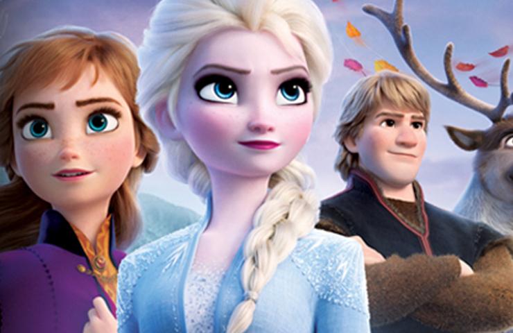 Pre estreno Frozen 2 en Cines Plaza Elíptica