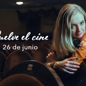 Re-apertura de cines en Plaza Elíptica, vuelve Galicine.