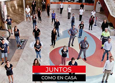 COMO EN CASA, la nueva campaña otoño-invierno, donde todos participan.